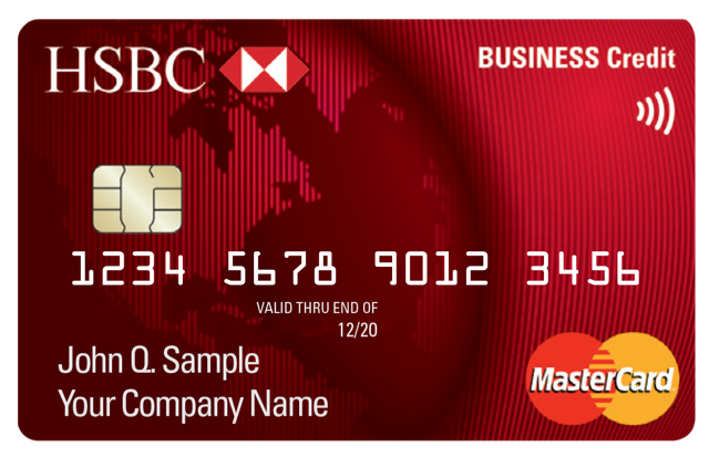 Hsbc business credit cards canada images card design and card template hsbc business credit card benefits choice image card design and hsbc business credit card mastercard image reheart Image collections