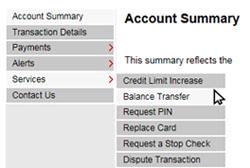 HSBC Credit Card Help