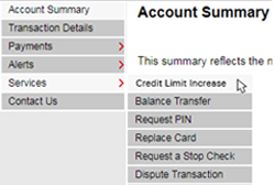 HSBC Credit Card Help