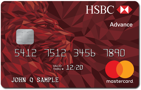 New York And Company Credit Card Payment >> Credit Card Offers Benefits Hsbc Bank Usa