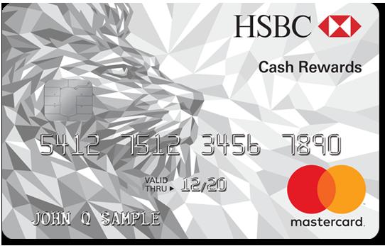Credit cards hsbc us hsbc cash rewards mastercard credit card reheart Images