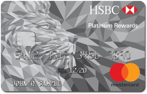 HSBC Platinum MasterCard with Rewards Review   U S  News