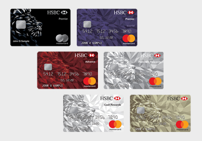 Hsbc personal banking hsbc usa find the right credit card for you reheart Choice Image